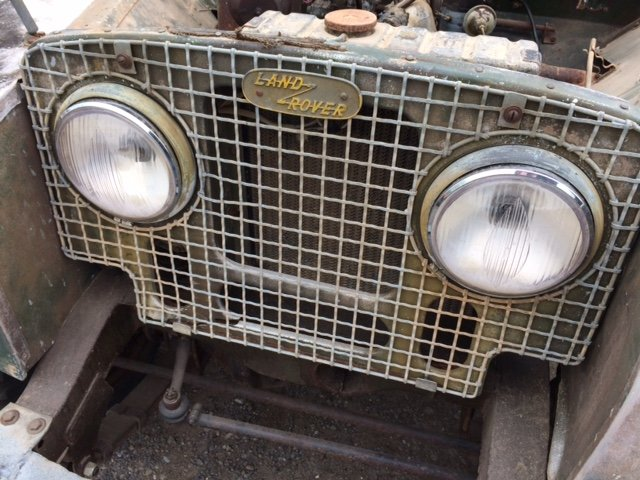 1950 Series 1 80 inch Land Rover - Rust Free, 1.6 Petrol For Sale (picture 5 of 6)