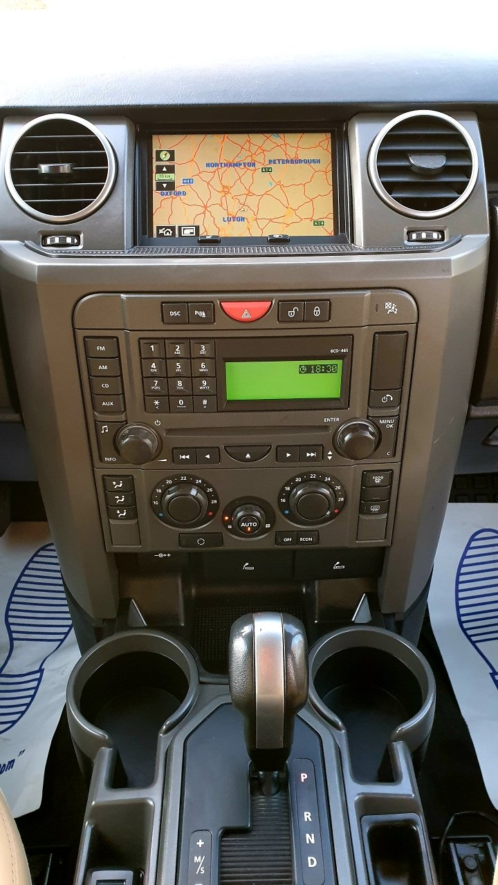 2005 LHD Land Rover Discovery 3 2.7 SE, 7 Seats, LEFT HAND DRIVE For Sale (picture 6 of 6)