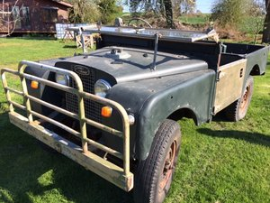 1957 Series 1 88 inch Matching Numbers For Sale