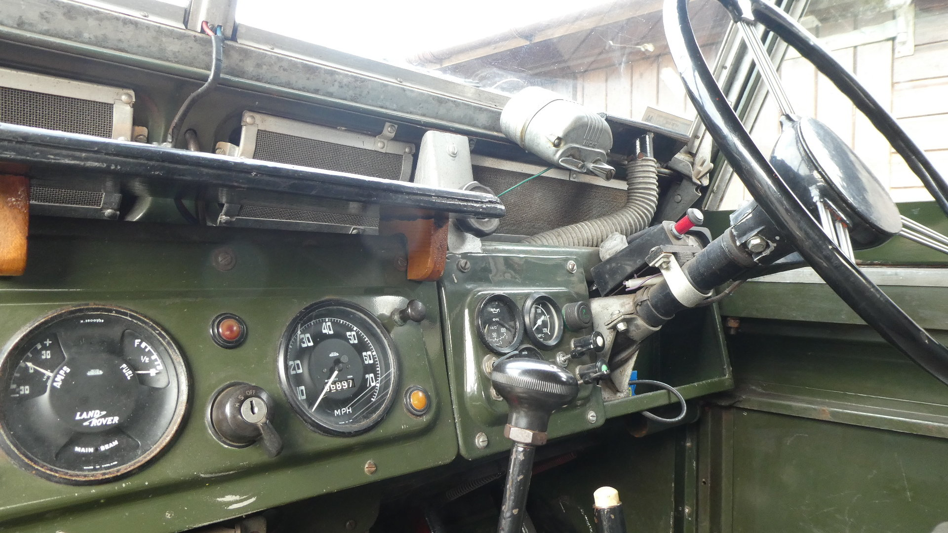 1958 Land Rover Series 2  model 88 For Sale (picture 5 of 6)