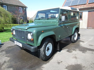 1996 Possibly the best original Defender County 300TDI For Sale