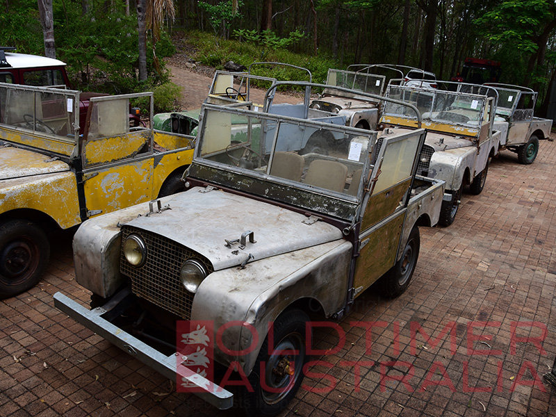 Classic Land Rovers Collection - 11 x Early Series 1 80 For Sale (picture 2 of 6)