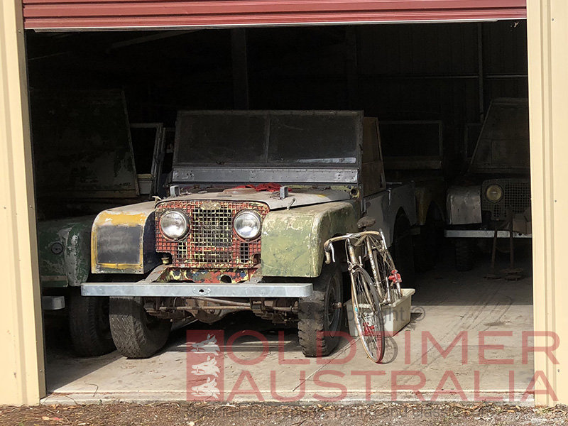 Classic Land Rovers Collection - 11 x Early Series 1 80 For Sale (picture 3 of 6)