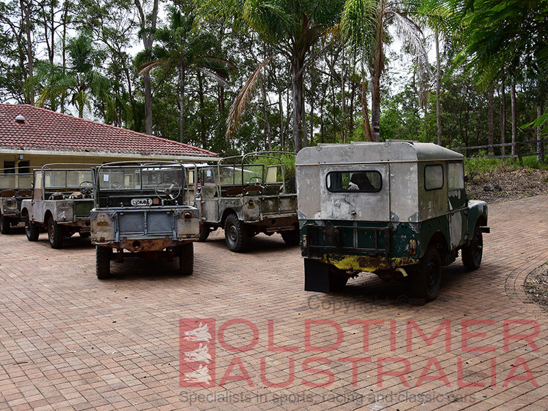 Classic Land Rovers Collection - 11 x Early Series 1 80 For Sale (picture 4 of 6)