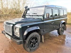 Picture of 2014 left land drive Defender 110 2.2TDCi station wagon  SOLD