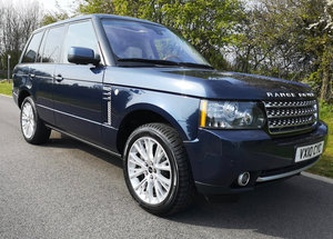 2010 LHD Range Rover Autobiography 4.4 TDV8 Show car For Sale