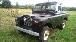 1968 Truck cab Series Ii Land Rover For Sale