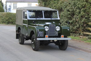 1954 Land Rover Series I - Exceptional Restoration