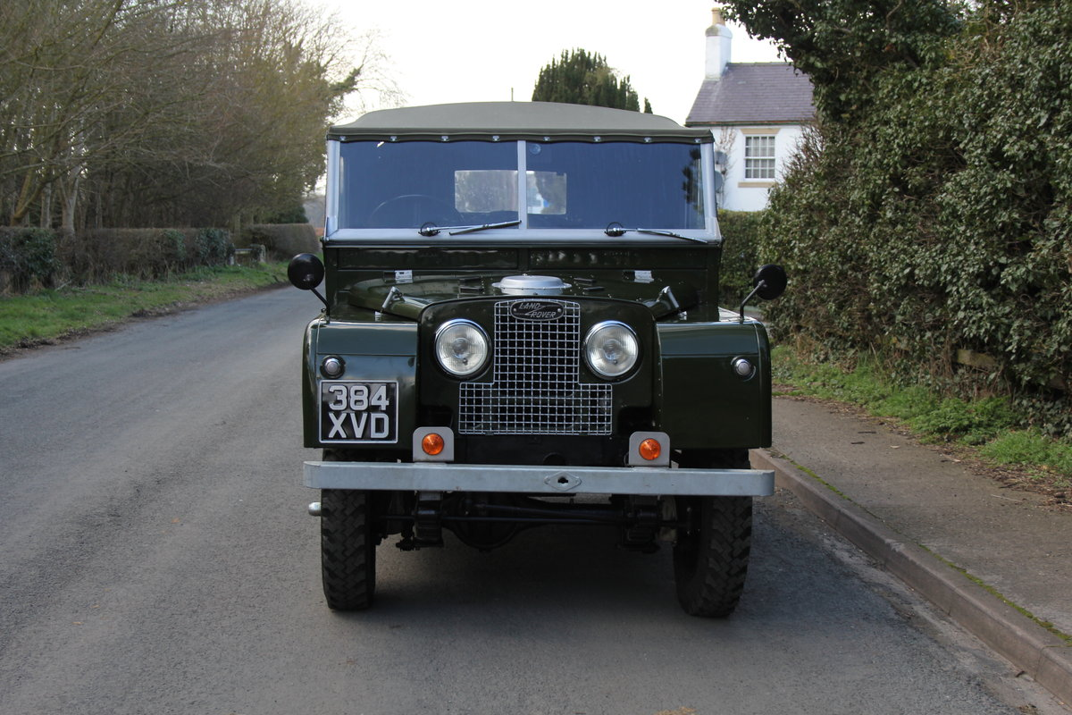 1954 Land Rover Series I - Exceptional Restoration For Sale (picture 2 of 12)