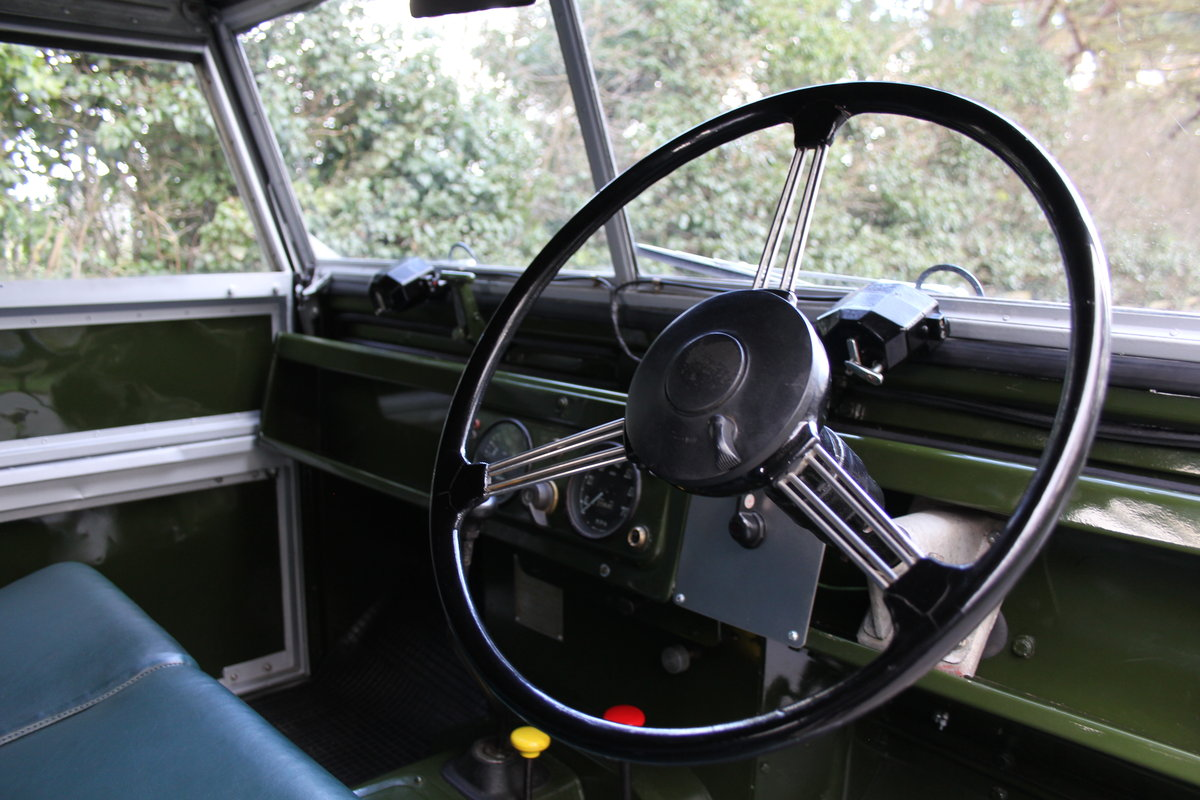 1954 Land Rover Series I - Exceptional Restoration For Sale (picture 7 of 12)