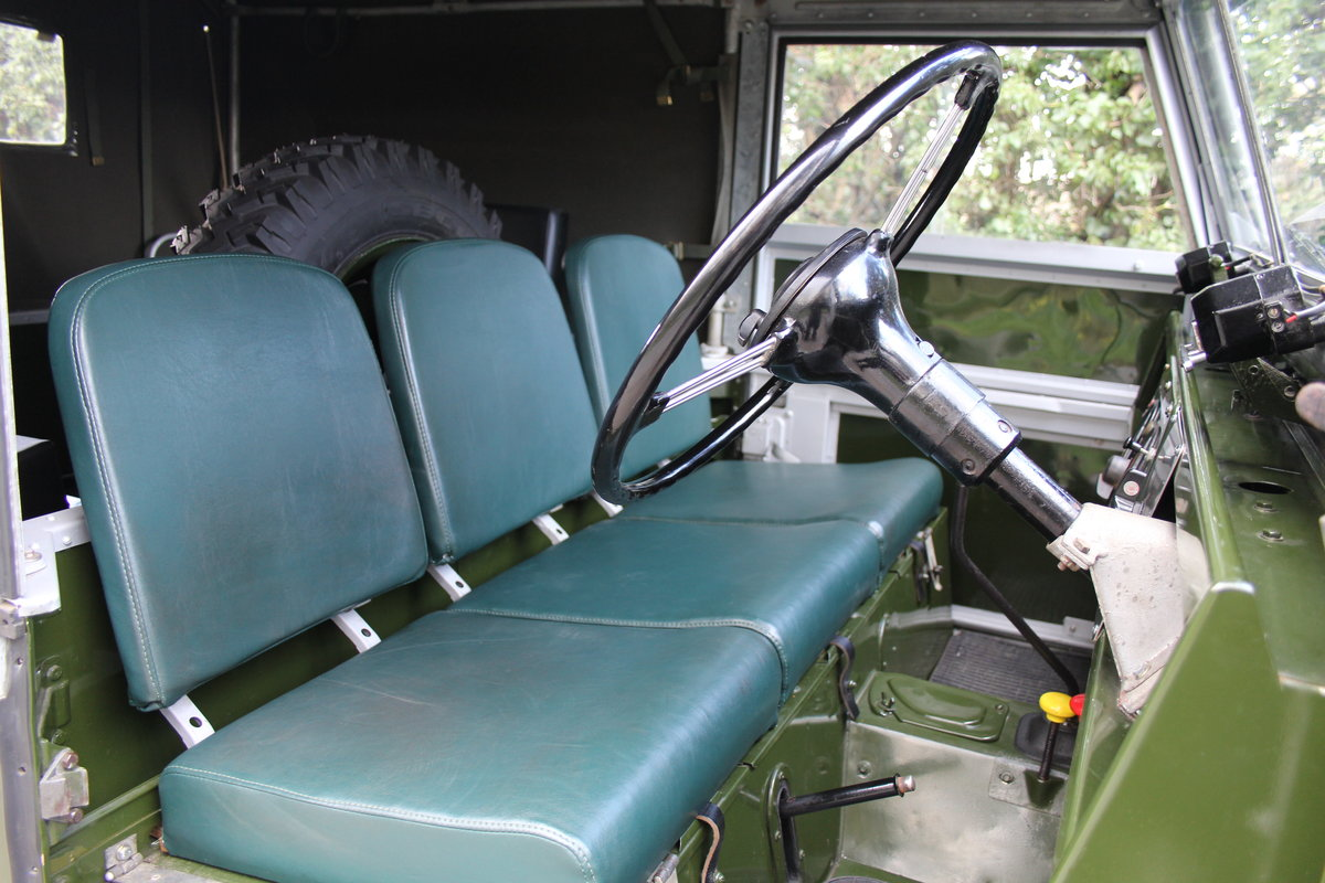 1954 Land Rover Series I - Exceptional Restoration For Sale (picture 8 of 12)