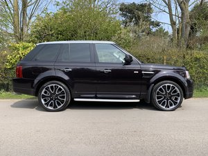 2011 Overfinch Range Rover Sport 3.6TD V8 Automatic
