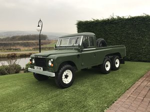 1986 Rare Restored Defender 6X6 For Sale