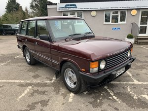 Kingsley Restored 1994 Kingsley Range Rover 3.9SE with LPG For Sale