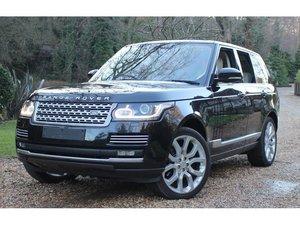 2013 Land Rover Range Rover 3.0 TD V6 Vogue 4X4 (s/s) 5dr