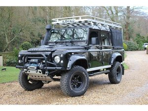 2007 Land Rover Defender 110 2.4 TDi XS Double Cab 4dr JUST ARRIV For Sale