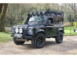 2003 Land Rover Defender 90 2.5 TD5 XS 3dr EXPEDITION PACK, LIFT