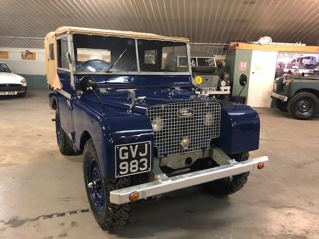1949 Land Rover® Series 1 80 For Sale (picture 1 of 6)
