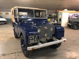 1949 Land Rover® Series 1 80 For Sale