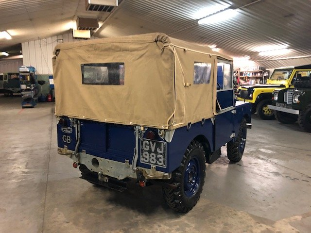 1949 Land Rover® Series 1 80 For Sale (picture 3 of 6)