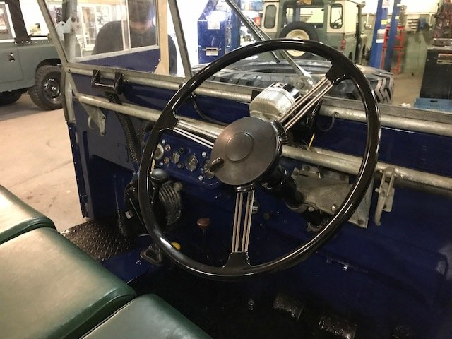 1949 Land Rover® Series 1 80 For Sale (picture 5 of 6)