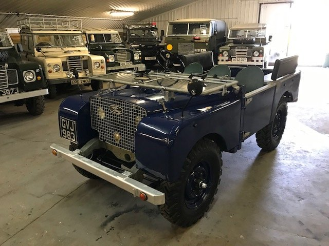 1949 Land Rover® Series 1 80 For Sale (picture 6 of 6)