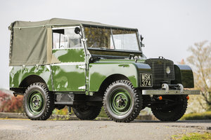 1949 Land Rover Series 1 80'' For Sale