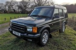1999 Discovery TD5 ES - Barons Sandown Pk Tues 30th April 2019 For Sale by Auction