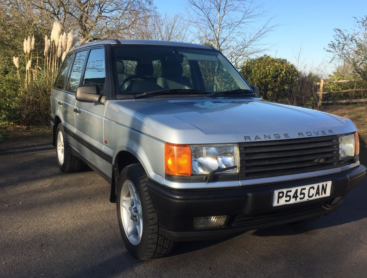 1996 Range Rover P38 Hse For Sale