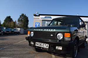 1993 Low Mileage, Rust Free Range Rover Classic 3.9i SE For Sale