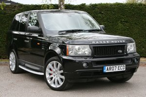 2007 Range Rover Sport 2.7 TDV6 HSE Auto SOLD