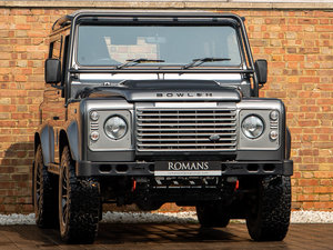 2015/65 Land Rover Defender 90 XS Bowler