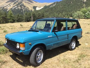 1978 RANGE ROVER CLASSIC For Sale