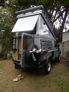 2012 Ex-tec 110 Defender Low Milage Fully Loaded For Sale