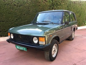 Picture of 1986 RANGE ROVER CLASSIC 2 DOOR V8 AUTOMATIC - ORIGINAL SOLD