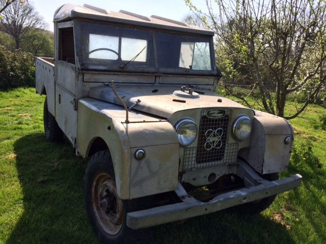 1956 Perkins Series 1 LWB Pick up For Sale (picture 1 of 6)