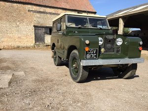 1965 200 TDI Land Rover Series IIA - Fully Galvanised
