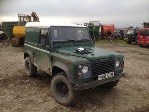 1996 Defender 90 For Sale