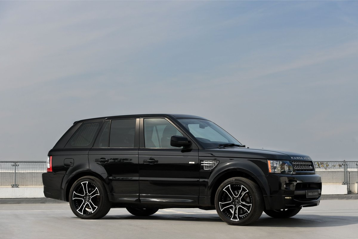 2012 Land Rover Range Rover Sport STARTECH Edition SOLD (picture 1 of 11)