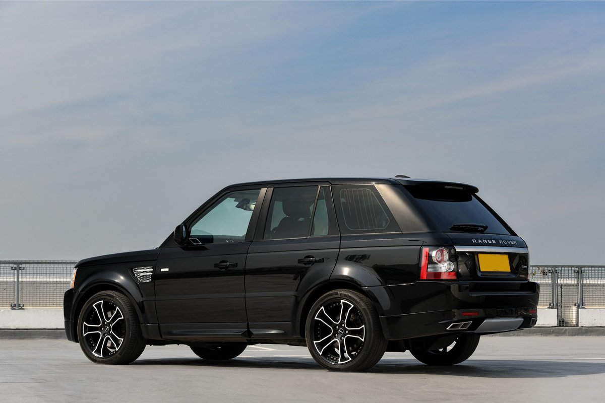2012 Land Rover Range Rover Sport STARTECH Edition SOLD (picture 2 of 11)
