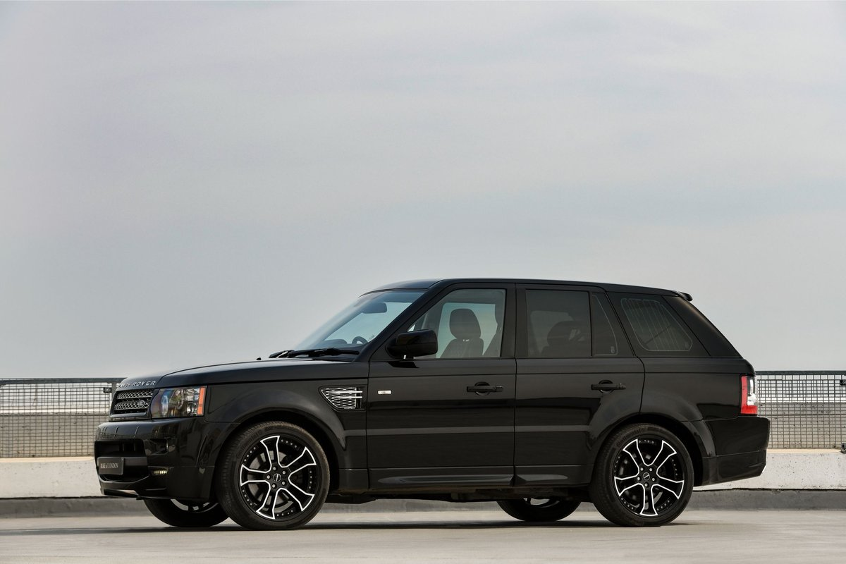 2012 Land Rover Range Rover Sport STARTECH Edition SOLD (picture 4 of 11)