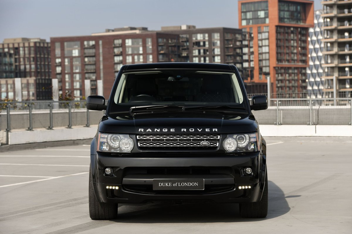 2012 Land Rover Range Rover Sport STARTECH Edition SOLD (picture 5 of 11)