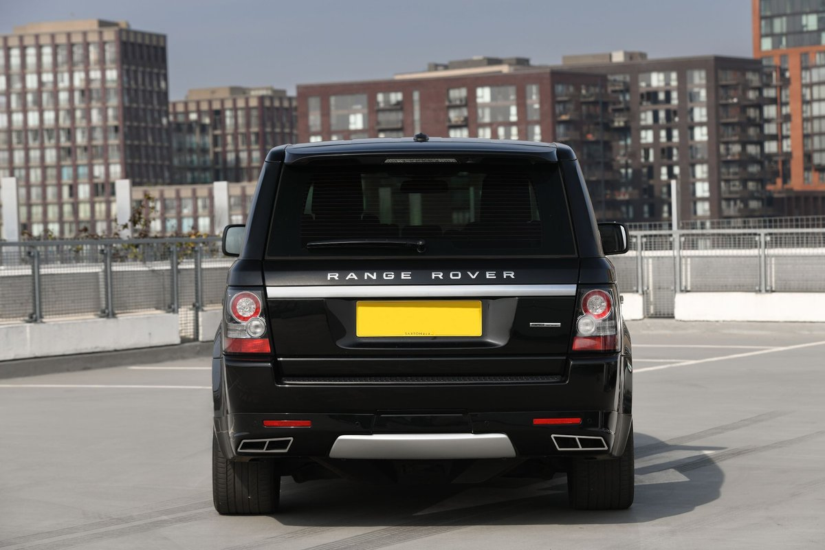2012 Land Rover Range Rover Sport STARTECH Edition SOLD (picture 6 of 11)