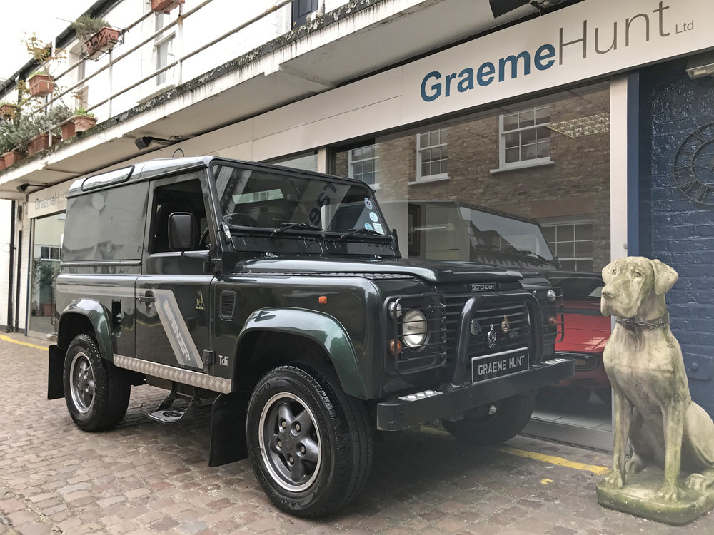 1994 Land Rover Defender 300TDi Hard Top SOLD (picture 1 of 6)