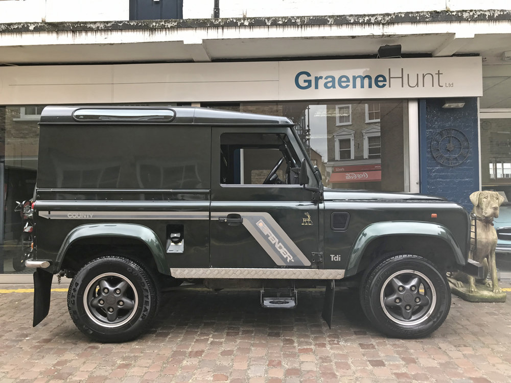 1994 Land Rover Defender 300TDi Hard Top SOLD (picture 3 of 6)