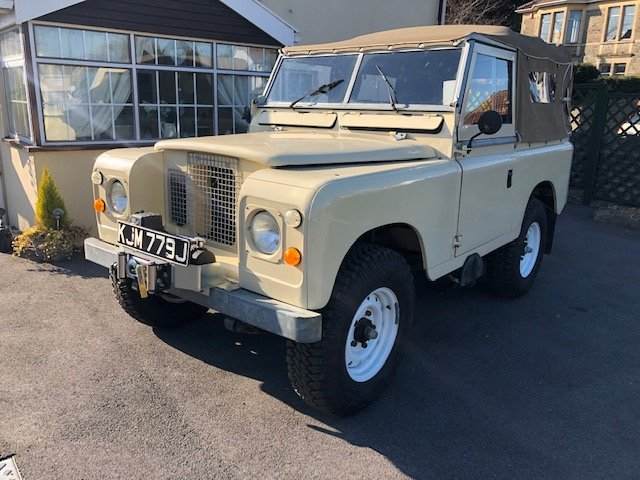 1971 LandRover SIIA SWB FullRebuild 4yrs  ago, PAS For Sale (picture 2 of 6)
