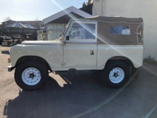 1971 LandRover SIIA SWB FullRebuild 4yrs  ago, PAS For Sale (picture 4 of 6)