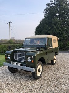 1978 Land Rover  series III For Sale