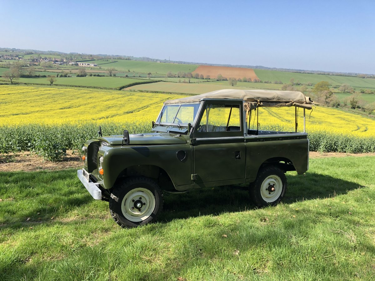 1978 Land Rover  series III SOLD (picture 6 of 6)