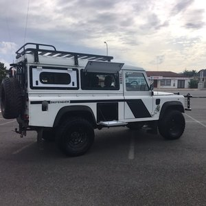 1997 Landrover 110 300 TDi For Sale